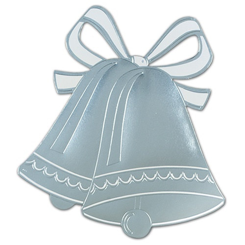 Silver Foil Wedding Bell Silhouette (1pkg)  Partycheap. Cheap Wedding Dresses Mcallen Tx. Wedding Show Uk 2016. Registry Wedding Gowns. Wedding Guest List Printable. Online Wedding Planner Business. Wedding Reception Group Dance Songs. Traditional Wedding Invitations Philippines. Indian Wedding Photography In Hicksville Ny