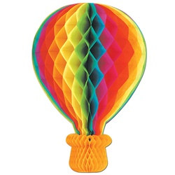 Tissue Hot Air Balloon, 22 inches