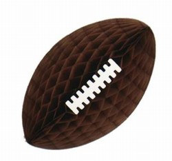 Tissue Football, 12 inches