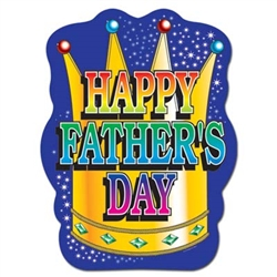 Happy Father's Day Cutout