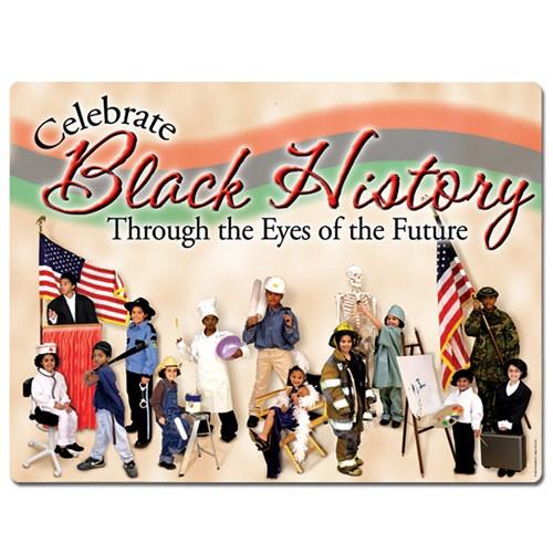 Black History Sign Partycheap
