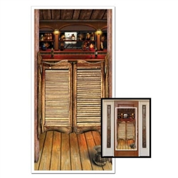 Saloon Indoor and Outdoor Door Cover