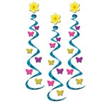 Butterfly Whirls (3/pkg)