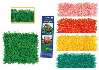 Pack of 2 Tissue Grass Mats (Choose Color)
