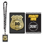 Designated Driver Party Pass