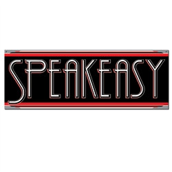 Speakeasy sign image