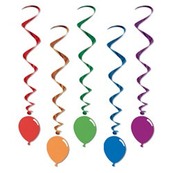 Balloon Whirls (5/pkg)