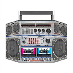 Boom Box Stand-Up