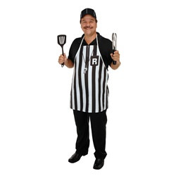 Referee Fabric Apron