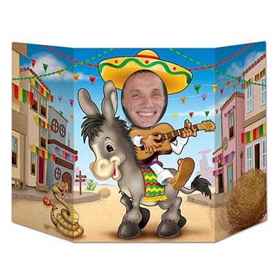 Fiesta Photo Prop Partycheap