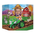 Farm Photo Prop