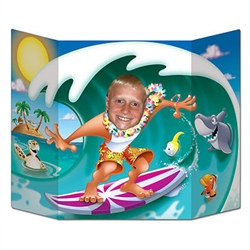 Surfer Dude Photo Prop