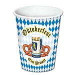 Oktoberfest Hot/Cold Cups (8/pkg)