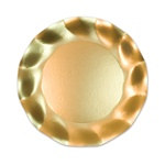 Satin Gold Small Plates (10/pkg)