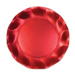 Satin Red Small Plates (10/pkg)