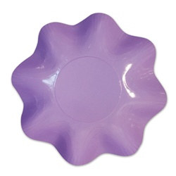 Lavender Large Bowl (1/pkg)