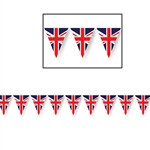 Union Jack Pennant Banner