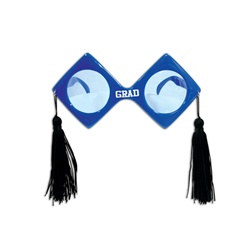 Blue Graduation Fanci-Frames