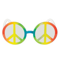Peace Sign Fanci-Frames