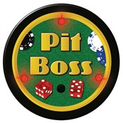 Flashing Pit Boss Button