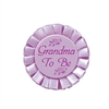 Grandma Satin Button