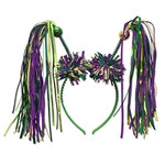 Green, Gold, and Purple Metallic Firework Boppers