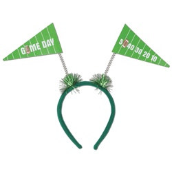 Game Day Pennant Flag Boppers