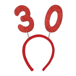 """30"" Glittered Boppers"