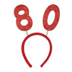 80th Glittered Boppers