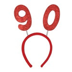 """90"" Glittered Boppers"