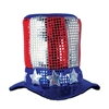 Glitz N Gleam Uncle Sam Top Hat