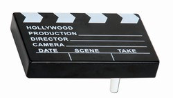 Clapboard Racket Raise 'N Noisemaker (Sold Individually)