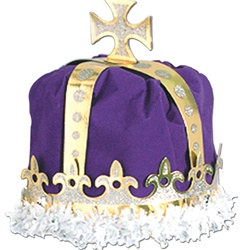 Purple Royal Kings Crown
