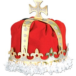 Red Royal Kings Crown (1/pkg)
