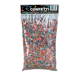 Multi-Color Art-Tissue Confetti