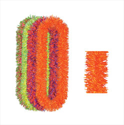 Soft-Touch Neon Poly Leis (4/pkg)