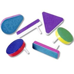 Plastic Racket Noisemakers