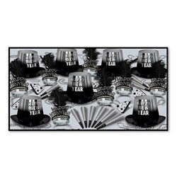Silver Entertainer Assortment