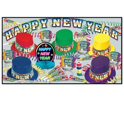 Rainbow Blast New Year Assortment (for 10 people)