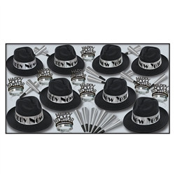 Silver Swing New Year Assortment (for 50 people)