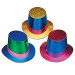 Assorted Foil Hi-Hats