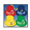 Countdown Top Hats (sold 25 per box)
