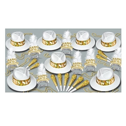 Gold LA Swing New Year Assortment