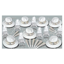 Silver LA Swing New Year Assortment