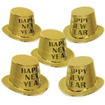 Gold Mirage New Year Hi-Hat
