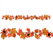 Autumn Garland  - 6' Long