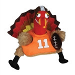 Plush Touchdown Turkey Hat