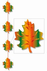 Fall Leaf Stringer