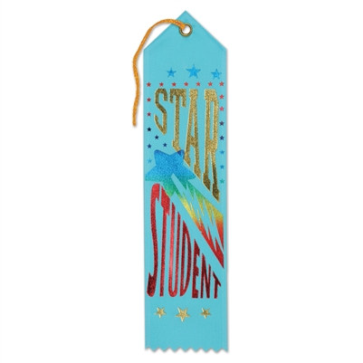 Star Student Ribbon