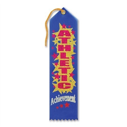 Athletic Achievement Ribbon